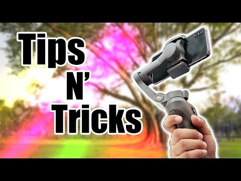 DJI Osmo Mobile 3 Tips Improve Time Lapse And Operations