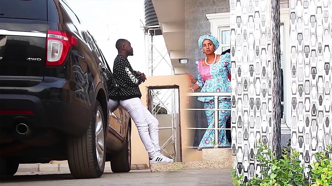 Download Adam A Zango yanada matukar arziki amma yana soyayya da wata yar aikin gidan - Hausa Movies 2020