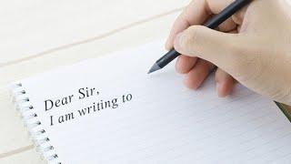 منهجية كتابة رسالة رسمية(شرح + نموذج تطبيقي+نصائح )