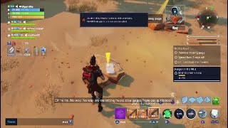 "Fortnite Save the World - ""Please Hold"" Canny Valley Campaign Quest!"