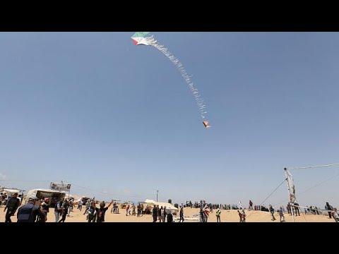 إسرائيل تغلق معبر كرم أبو سالم الحدودي مع قطاع غزة