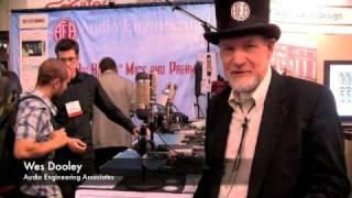 AEA A840 | AES 2009 | Vintage King Audio