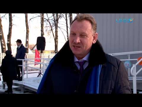 Открытие нового ФАПа в д. Летуново г.о. Зарайск