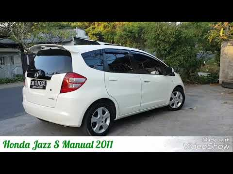 Honda Jazz 2011 Type S Manual