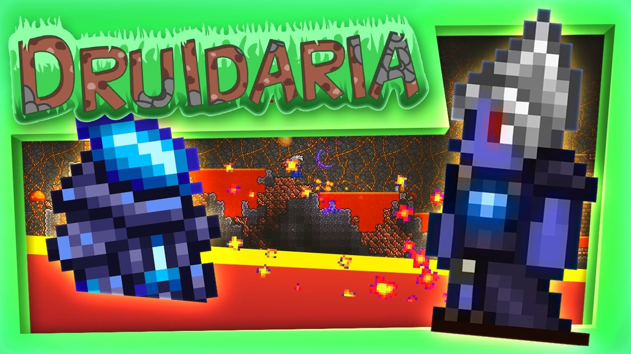 Terraria 35 Duncan Finishes His Armour Youtube