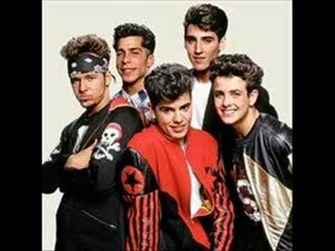 New Kids On The Block(NKOTB) - Summer Time - MP3 - Lyrics