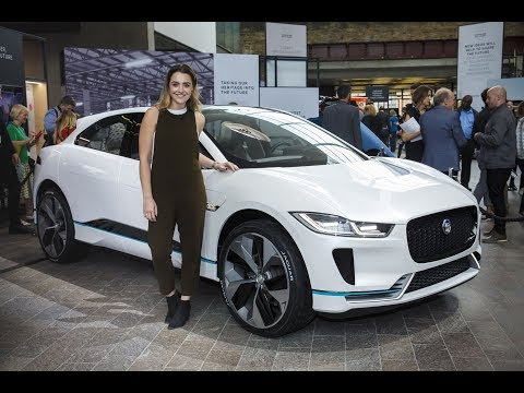 The Future of Motoring...JLR shows us 2040