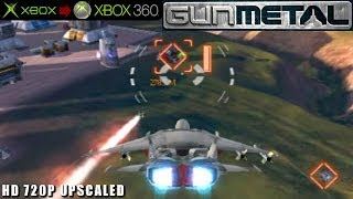 Gun Metal - Gameplay Xbox HD 720P (Xbox to Xbox 360)