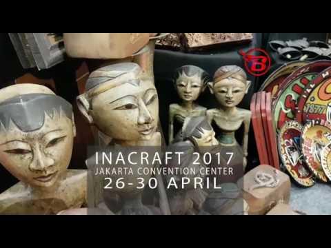 INACRAFT 2017 Jakarta Convention Center