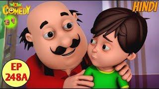 Motu Patlu in Hindi | 3D Animated Cartoon Series for Kids | Motu The Roller Skate Coach