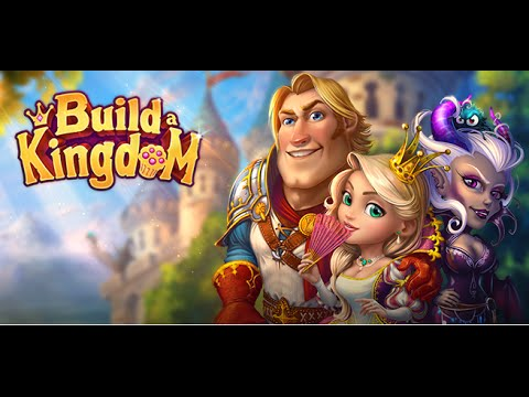 Build a Kingdom (By Game Insight) iOS/Android GamePlay Trailer HD