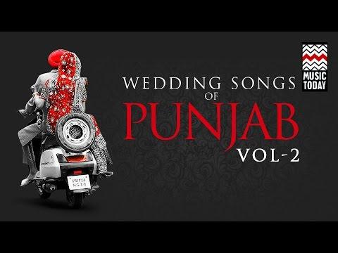Wedding Songs Of Punjab Vol II | Audio Jukebox | Vocal | Folk | Madan Bala Sindhu