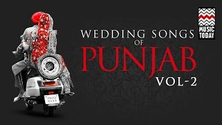 Wedding Songs Of Punjab Vol II | Audio Jukebox | Vocal | Folk | Madan Bala Sindhu