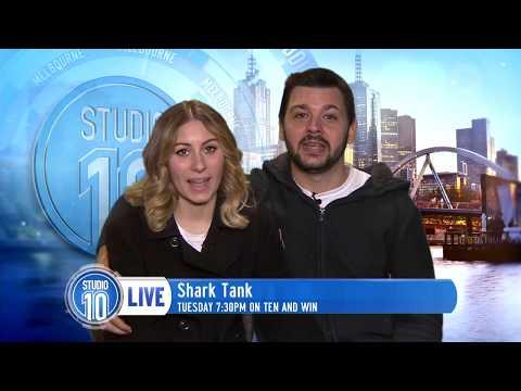 First Shark Tank Marriage Proposal   Studio 10