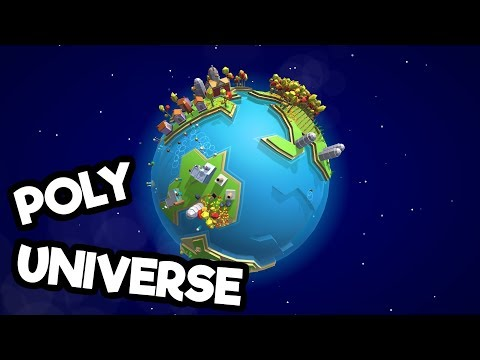 Poly Universe Gameplay Impressions - Expand Your Empire Into the Cosmos!