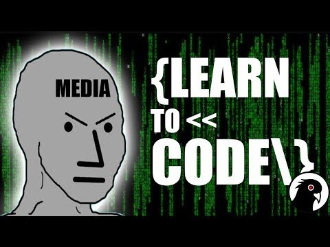 """Why """"Learn to Code"""" Meme ENRAGES the Media"""