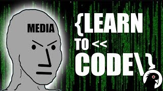 "Why ""Learn to Code"" Meme ENRAGES the Media"