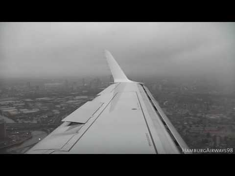 Landing at London City Airport - Eastern Airways Embraer ERJ-170 G-CIXW
