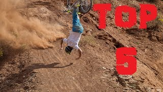 Video Red Bull Rampage: Top 5 Crashes download MP3, 3GP, MP4, WEBM, AVI, FLV November 2018