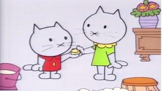 Мультфильмы про котенка - Лучшие мультфильмы - Мусти и его друзья - В банке - Серия 2
