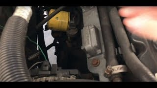 Jeep Grand Cherokee WJ 1999-2004 ( V6) - How to Change Spark Plugs & Intake Air Filter