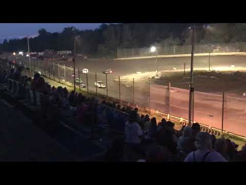 Hilltop Speedway - Ministock Heat 2 - 8/16/19