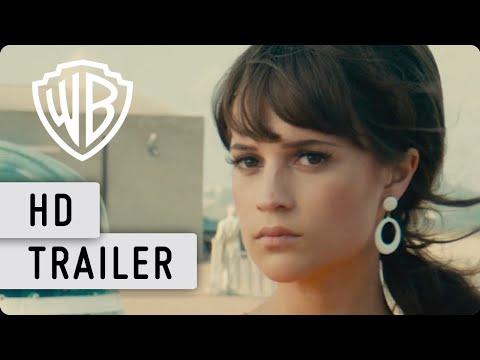 CODENAME U.N.C.L.E. - Trailer F1 Deutsch HD German
