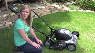 Review: Earthwise 18 inch Corded Electric Mower