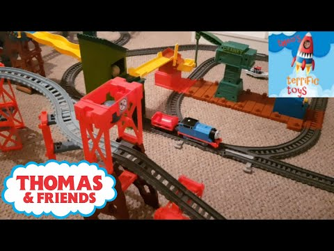 Thomas And Friends Trackmaster Mad Dash On Sodor Set Toy Trains