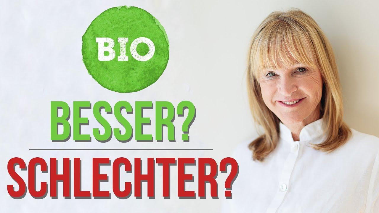 Sind BIO-Lebensmittel wirklich besser als Konventionelle?!