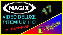 MAGIX Video Deluxe 17 Premium HD | KOSTENLOSE VOLLVERSION | i-Tüpfele