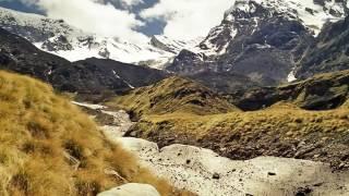 milam glacier and lawan valley part 2 kumaon himalaya india