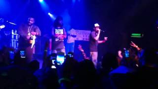 Wale Live - Passive AggressHER / Break Up Song Nashville Tn
