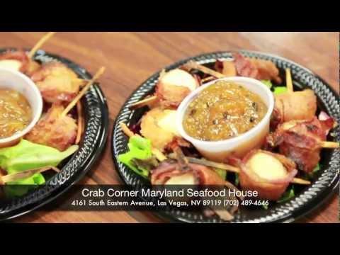 Freshest Seafood Restaurant in Las Vegas; Crab Corner Maryland Seafood House