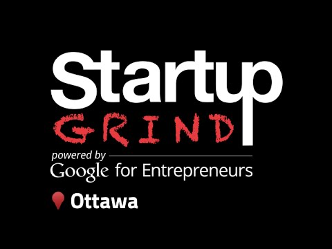Justin Mares, Co-Author, Traction, Startup Grind Ottawa