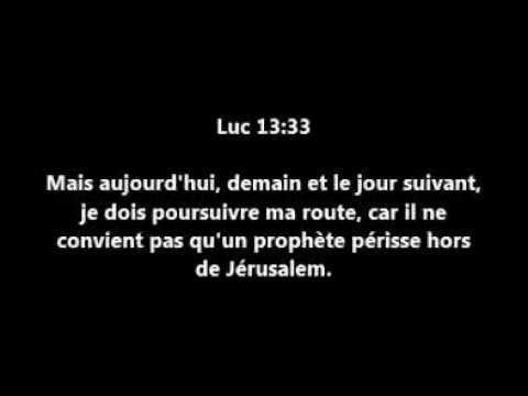 Jesus Christ est un prophete - YouTube