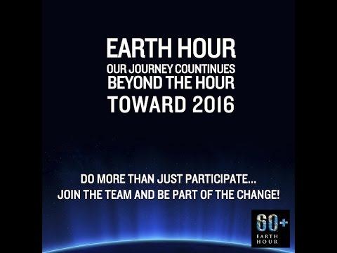 Earth Hour - Giờ Trái Đất - Hãy tắt đèn