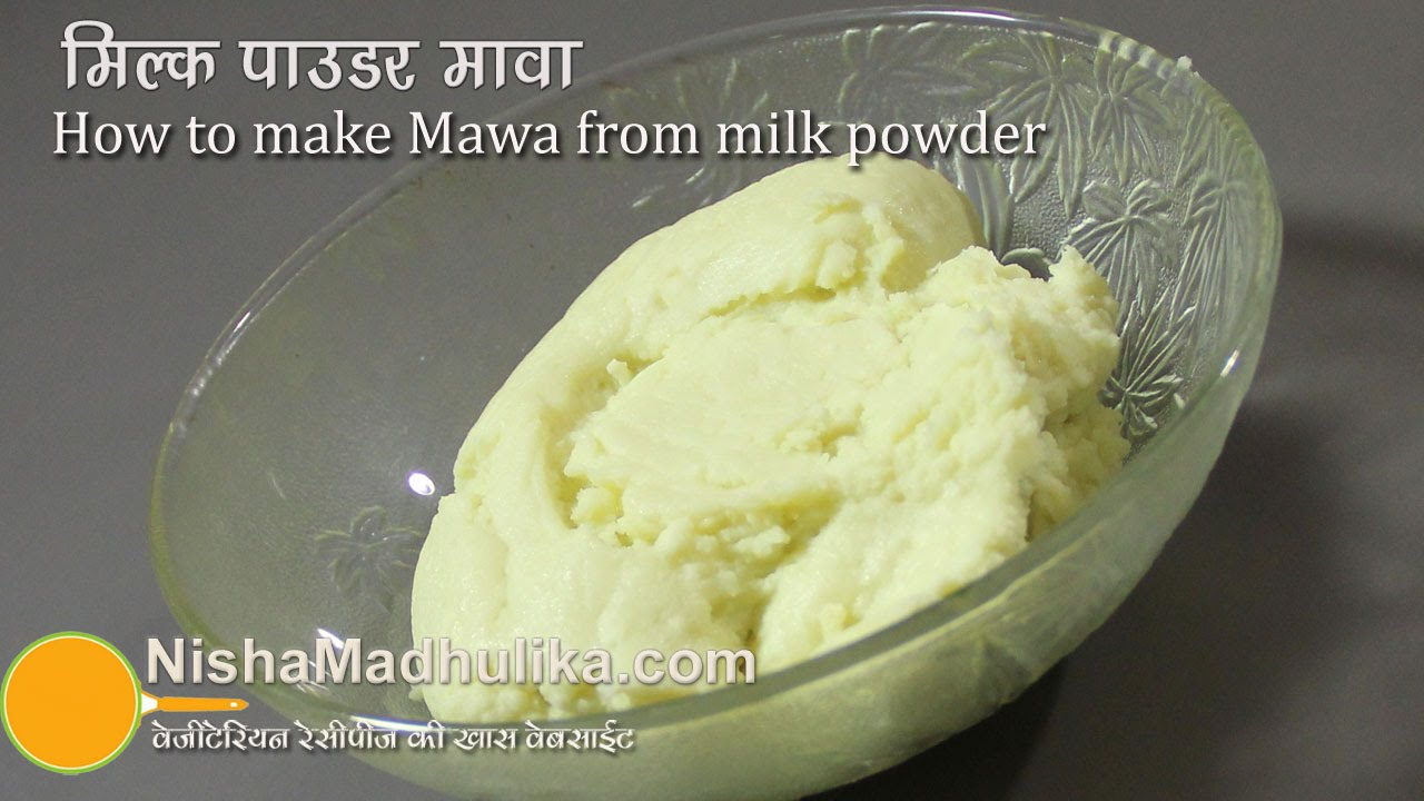 How to make mawa from milk powder instant khoya using milk how to make mawa from milk powder instant khoya using milk powder youtube ccuart Image collections