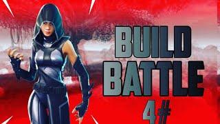 BEST CONSOLE BUILD BATTLE - Fortnite Battle Royale *CRAZY*