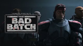 An all new animated star wars series is on its way to disney+! here's your first look at wars: the bad batch.