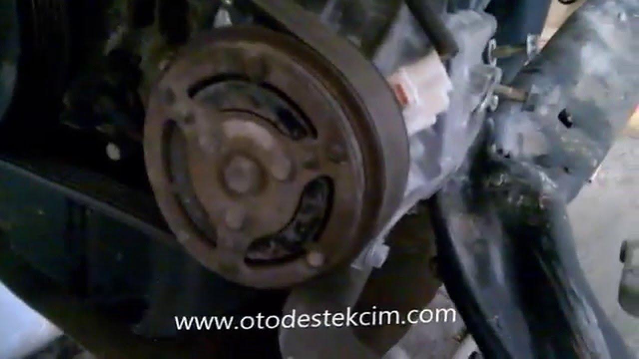 toyota corolla klima kompresoru air conditioning compressor