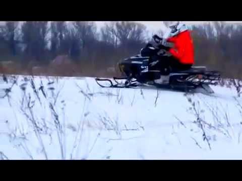 Снегоход Yamaha VK540 IV