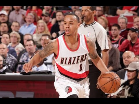 Shabazz Napier CAREER HIGH 32 Points vs. the Spurs | April 10, 2017