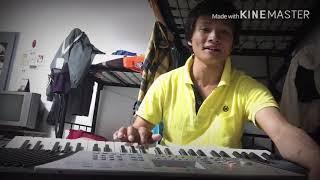 "Nepali lok dohori song ""beshi bel ghari"" with keyboard🎹"