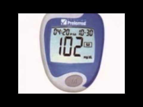 Máy đo đường huyết, tư vấn, hỗ trợ bệnh nhân tiểu đường