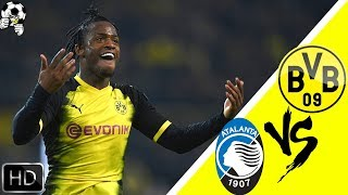 Michy Batshuayi strikes twice as hosts come from behind to take control of Europa League tie
