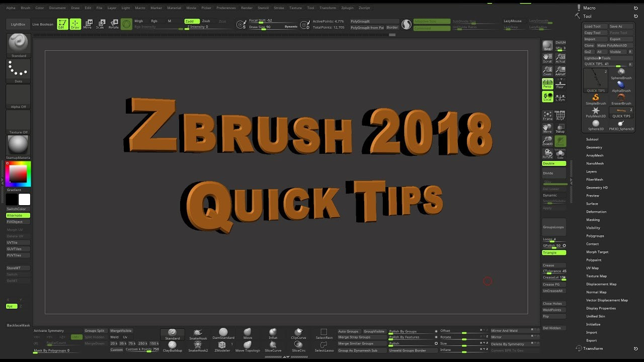 Buy Official ZBrush 2018 Software