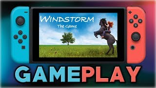 Windstorm: The Game | First 25 Minutes | Nintendo Switch