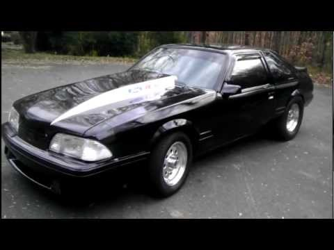 1988 Ford Mustang Gt Fox Body Sold Youtube