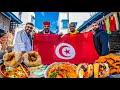 أغنية اكل الشوارع في تونس الخضراء 🇹🇳 Street Food In Tunisia